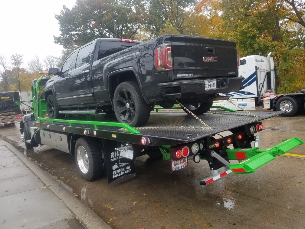 New Citywide Towing Service Tow Truck