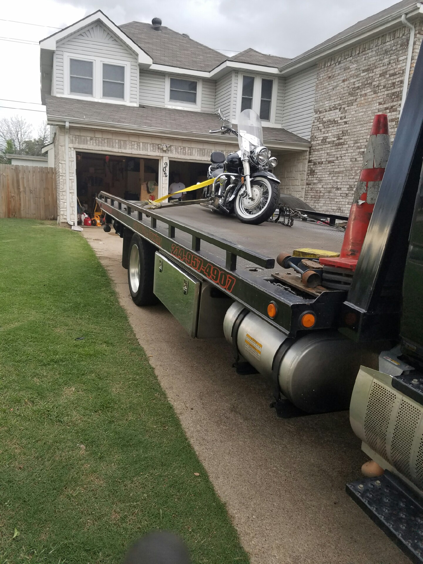 Citywide Towing Service of Dallas, TX