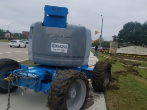 Tractor Winchout in Grapevine, TX